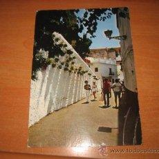 Postales: 70-MARBELLA ( COSTA DEL SOL) CALLE TITPICA EDICIONES ARRIBAS CIRCULADA . Lote 20526666