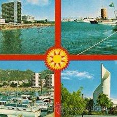 Postales: MARBELLA (COSTA DEL SOL) - DIVERSOS ASPECTOS. Lote 20624352