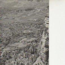 Postales: RONDA MALAGA.LADERAS DEL TAJO. AÑO 1961 + COLECCIONISMO EN RASTRILLOPORTOBELLO. Lote 20629959