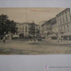 Postales: MALAGA.- ACERA DE LA MARINA. EDITOR RAFAEL TOVAL. MALAGA. SIN CIRCULAR. Lote 21963047