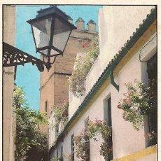 Postales: SEVILLA - CALLE TÍPICA. Lote 20963963