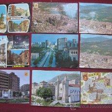 Postales: JAEN - 34 POSTALES AÑOS 60-70.... Lote 25849217