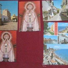 Postales: CHIPIONA (CADIZ) 6 POSTALES COLOR. Lote 21132194