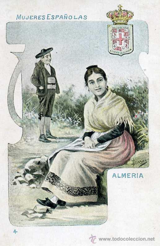 mujeres espanolas en almeria