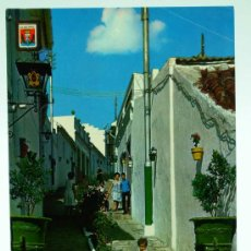 Postales: POSTAL ALGECIRAS CALLE TÍPICA ED A SUBIRATS CASANOVAS 1972 SIN CIRCULAR. Lote 21390574