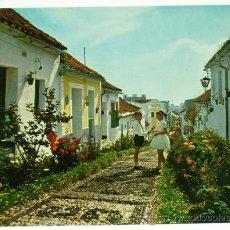 Postales: POSTAL ALGECIRAS CALLE TÍPICA NIÑOS ED A SUBIRATS CASANOVAS 1963 SIN CIRCULAR. Lote 21390601