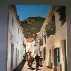 Postales: POSTAL DE MIJAS - CALLE TIPICA - Nº2006 ED ARRIBAS (SIN CIRCULAR). Lote 21510667