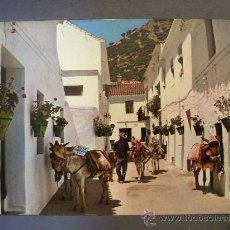 Postales: POSTAL DE MIJAS - CALLE TIPICA - Nº2002 ED ARRIBAS (SIN CIRCULAR). Lote 21510675