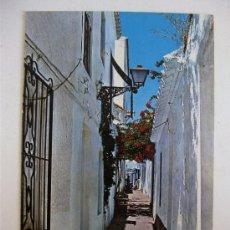 Postales: POSTAL DE MARBELLA - CALLE TIPICA - Nº1500 ED COSTA DEL SOL (ESCRITA 1983, SIN CIRCULAR). Lote 21510698
