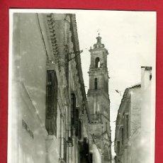 Postales: UTRERA, SEVILLA, CALLE DE RODRIGO CARO, FOTOGRAFICA, P42002. Lote 21633299