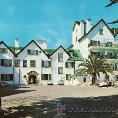 Postales: RONDA (MALAGA) - HOTEL REINA VICTORIA. Lote 21668160