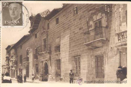 Alcal la real ja n antiguo palacio abacial comprar for Parque mueble alcala la real