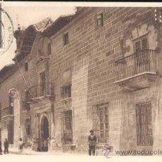 Postales: ALCALÁ LA REAL (JAÉN).- ANTIGUO PALACIO ABACIAL. Lote 22350602