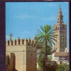 Postales - REALES ALCAZARES - GIRALDA - SEVILLA - 22379295