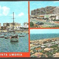 Postales: 94 - PUNTA UMBRIA - HUELVA - VISTAS VARIAS - ED. ARRIBAS. Lote 22479688