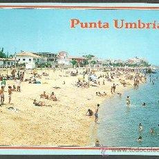 Postales: 23 - PUNTA UMBRIA - HUELVA - LA RIA - ED. ARRIBAS. Lote 22479720