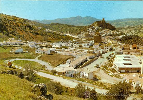 POSTAL POSTCARD MONTEFRIO (GRANADA) (Postales - España - Andalucia Moderna (desde 1.940))