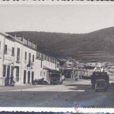 Postales: ESTEPA (SEVILLA).- FOTOGRAFÍA DE UNA CALLE DEL PUEBLO. Lote 22715225