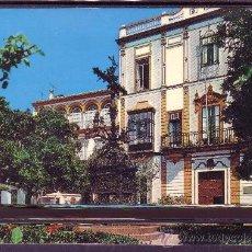 Postales: SEVILLA - PLAZA DE SANTA CRUZ - EDICIONES BEASCOA - Nº 624. Lote 22799042