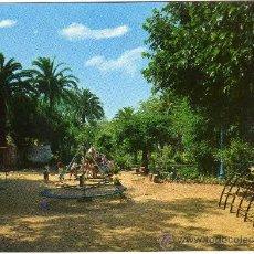 Postales: PRECIOSA POSTAL - BAENA (CORDOBA) - PARQUE DE RAMON SANTAELLA - NIÑOS JUGANDO . Lote 23080954