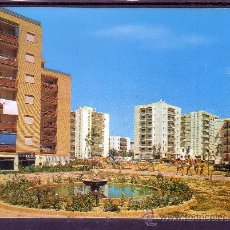 Postales: PLAYA DE LA ANTILLA - LEPE - HUELVA. Lote 26137526
