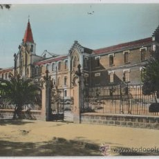 Postales: TARJETA POSTAL LINARES HOSPITAL DE LOS MARQUESES DE LINARES JAEN. Lote 23311987