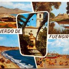 Postales: MALAGA. FUENGIROLA. RECUERDO FUENGIROLA.. Lote 23653997