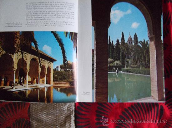 Postales: TODO GRANADA-150 FOTOS A TODO COLOR-130 PAGINAS-1976- - Foto 4 - 23733370