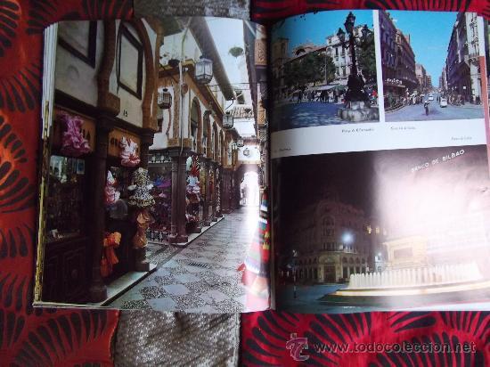 Postales: TODO GRANADA-150 FOTOS A TODO COLOR-130 PAGINAS-1976- - Foto 2 - 23733370