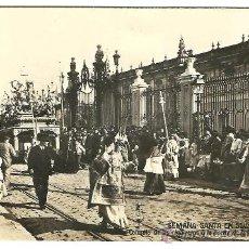 Postkarten - TARJETA POSTAL FOTOGRAFICA DE SEVILLA - PROCESION SEMANA SANTA - 23842769