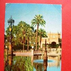 Postales: SEVILLA - PLAZA DE AMÉRICA. Lote 23892699