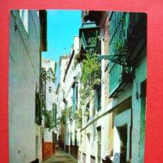 Postales: SEVILLA - CALLE DE LA PIMIENTA. Lote 23892746