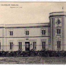 Postales: DEHESA DE ALCOLEA. HUELVA. SAGASTA 20 Y 22. SIN CIRCULAR. NO FIGURA EDITOR.. Lote 23979060