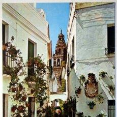 Postales: CORDOBA. CALLEJA DE LAS FLORES.. Lote 24076198