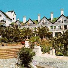 Postales: RONDA (MALAGA) - HOTEL REINA VICTORIA. Lote 24122781