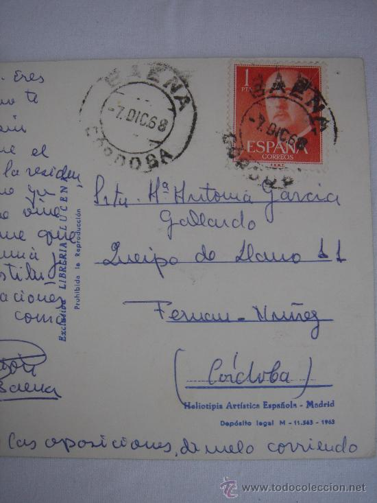 Postales: PARTE DERECHA DEL TEXTO - Foto 4 - 27188117