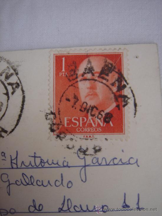 Postales: DETALLE DEL SELLO - Foto 5 - 27188117