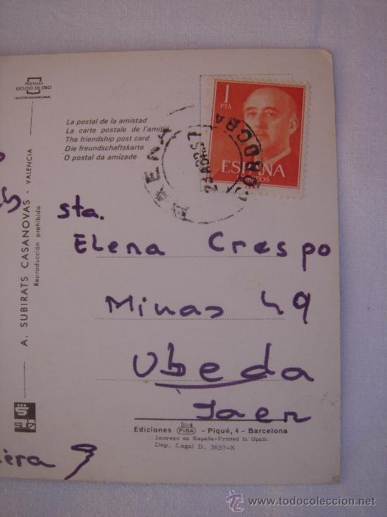 Postales: PARTE DERECHA DEL TEXTO - Foto 4 - 27470647