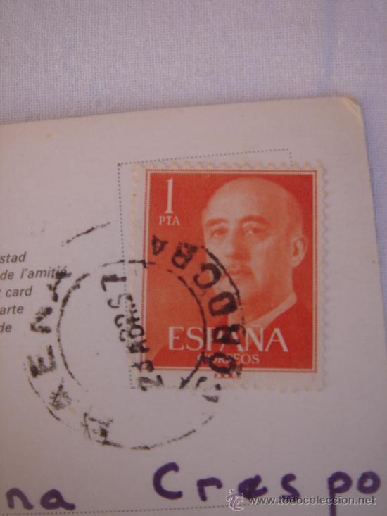 Postales: DETALLE DEL SELLO - Foto 5 - 27470647