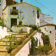 Postales: GALAROZA (HUELVA) - CRUZ DE LA PIZARRILLA. Lote 24755652