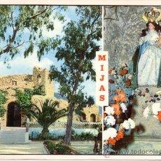Postales: Nº 7536 MIJAS MALAGA. Lote 24765433