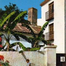 Postales: TORREMOLINOS Nº 1634 RINCÓN DEL BAJONDILLO NUEVA. Lote 24800151