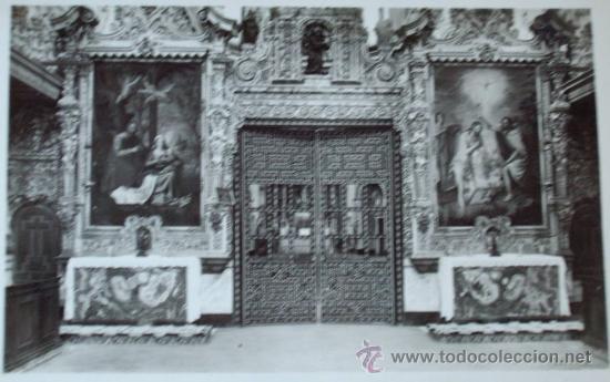 Postales: GRANADA CARTUJA - ALBUM DE 15 POSTALES - Ediciones GARCIA GARRABELLA - ZARAGOZA - Foto 13 - 25034031