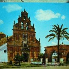 Postales: CORDOBA. PARROQUIA DE LA FUENSANTA. Nº 201. ARRIBAS. CIRCULADA.. Lote 25195150