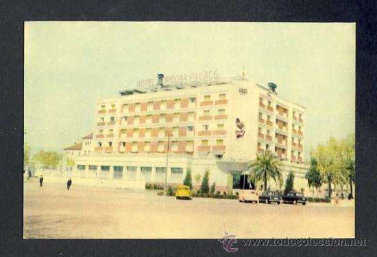 POSTAL DE CORDOBA: HOTEL CORDOBA PALACE (ED.ROSETTE NUM.2) (Postales - España - Andalucia Moderna (desde 1.940))