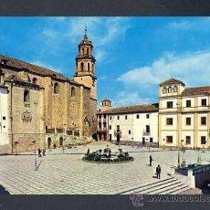 Postales: POSTAL DE BAZA (GRANADA): PLAZA MAYOR (ED.ARRIBAS NUM.11). Lote 25303518