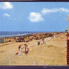 Postales: HUELVA - LEPE - PLAYA DE LA ANTILLA. Lote 25438723