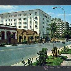 Postales: POSTAL DE HUELVA: ALAMEDA SUNDHEIM, Y PALACIO DE JUSTICIA (ED.RO-FOTO NUM.903). Lote 25400154