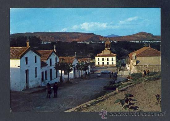 POSTAL DE RIOTINTO (HUELVA): VISTA PARCIAL (EXCL.CARLOS LILLO NUM.1) (Postales - España - Andalucia Moderna (desde 1.940))