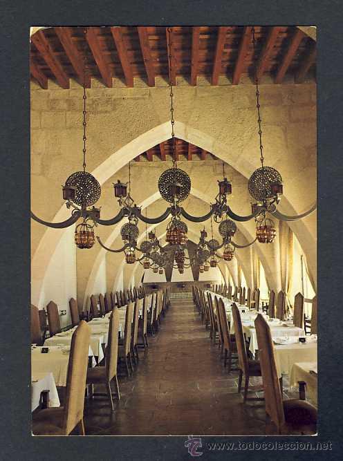 POSTAL DE JAEN: PARADOR DE SANTA CATALINA (ED.ARRIBAS NUM.2026) (Postales - España - Andalucia Moderna (desde 1.940))